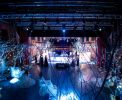 Main stage for Technimont 's show